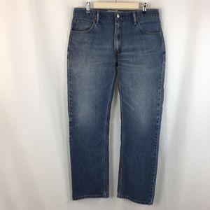 Levis 505 Strait fit Jeans 34x30